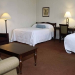 Hotel Coolidge bed rooms